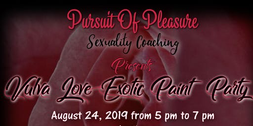 Vulva Love Paint Party