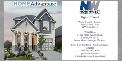 Northwest Federal Credit Union Home Advantage  Agent Event
