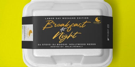 BREAKFAST AT NIGHT DC :: LABOR DAY WEEKEND @ THE GRYPHON tickets