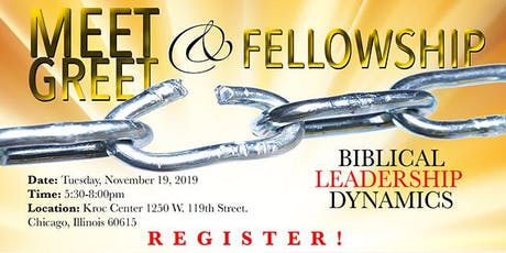 The Word Of His Power Bible Study Ministry - Fellowship and Registration tickets