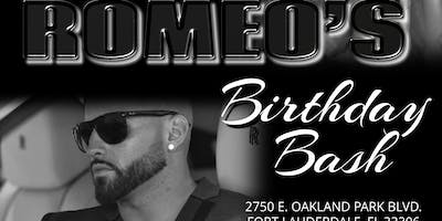 Romeo's Birthday Bash