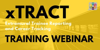 xTRACT Training Webinar