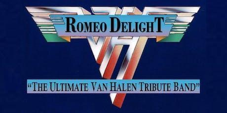 Van Halen Tribute: Romeo Delight tickets