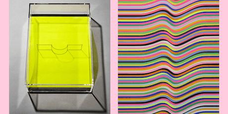 """¨Geometric Conversations"", works of Art by Cristina Ghetti & Gladys Nistor tickets"
