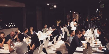 Investor Dinner and Private Reception Tickets