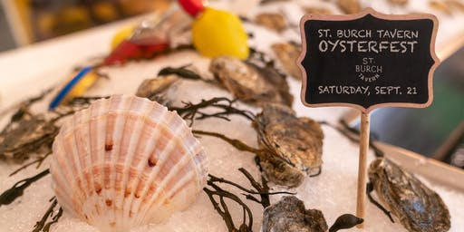 Saint Burch Tavern Oysterfest 2019