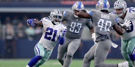 Ultimate Fan Experience: Detroit Lions vs Dallas Cowboys tickets