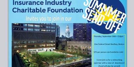IICF Boston Associate Board Summer Send Off tickets
