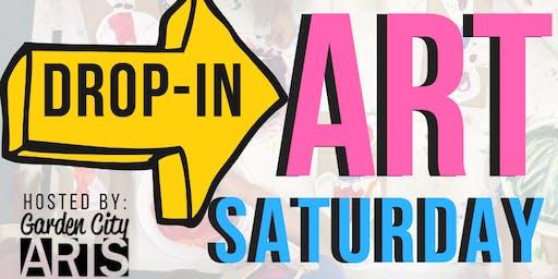 Drop-In Art Saturday - December