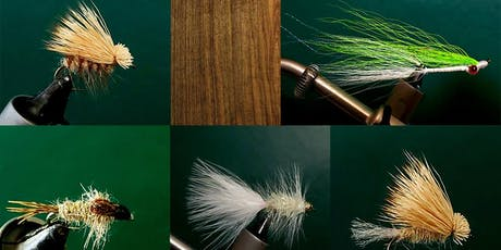 Fly Tying Class | Charlotte tickets