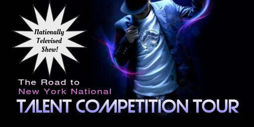 """The Road to New York Talent Competition Tour"" Show"