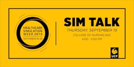 Sim Talk tickets