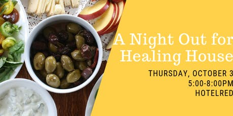 A Night Out for Healing House: Silent Auction Fundraiser tickets
