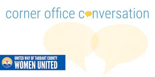 WOMEN UNITED Corner Office Conversation | September 2019