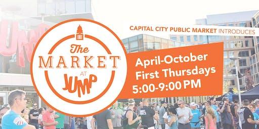 September First Thursday at JUMP Boise