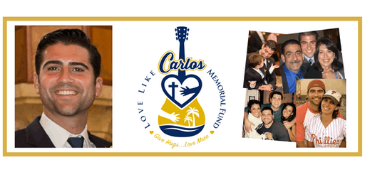 3rd Annual Love Like Carlos Memorial Fund Golf Tournament
