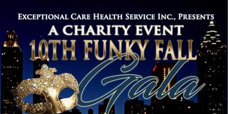 10th Funky Fall Gala tickets