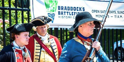 Braddock's Battlefield Walking Tour
