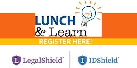 Lunch & Learn tickets