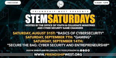 STEM Saturdays tickets