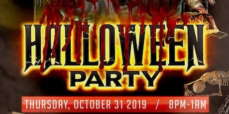 Boos & Booze Halloween Party tickets