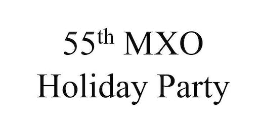 55th MXO Holiday Party