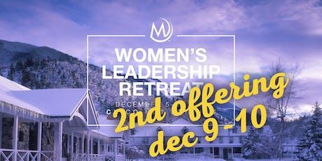 2nd Offering - Women's Leadership Retreat 2019 tickets