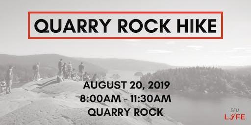 Quarry Rock Hike
