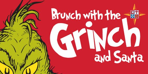 Brunch with The Grinch & Santa