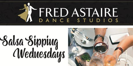 Salsa Sipping Wednesdays tickets
