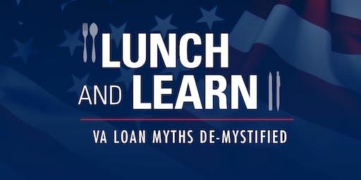 VA LOAN MYTHS DE-MYSTIFIED