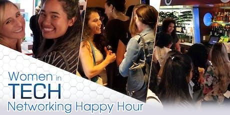 Women in Tech Networking Happy Hour - Orange County tickets