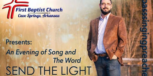 An Evening of Song and The Word with Wade Lentz