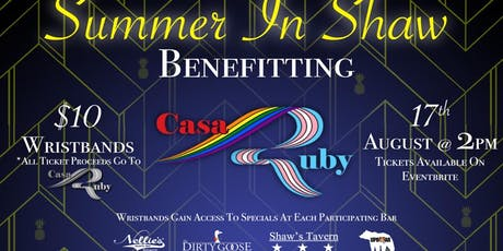 Summer in Shaw Day Party Benefitting Casa Ruby! tickets