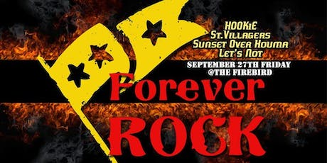 FOREVER ROCK tickets