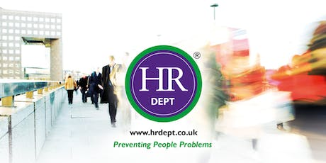 FREE HR & Employment Law Essentials for Businesses tickets
