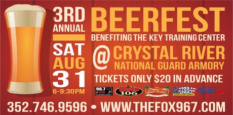 3rd Annual BEERFEST tickets