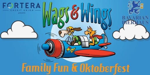 Wags and Wings Family Fun and Oktoberfest