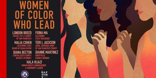 Women of Color Who Lead: The San Francisco/Bay Area's Most Influential Political Leaders