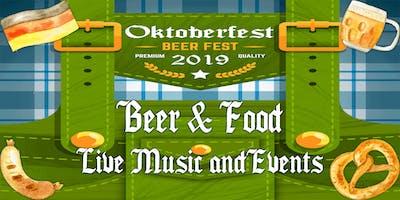 Flagship Taproom Oktoberfest Beer Festival