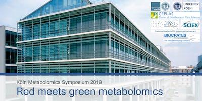 "Köln Metabolomics Symposium 2019 - \""Red meets green metabolomics\"""
