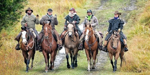 Foothills Ride for Charity
