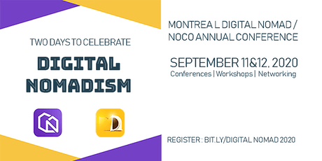 Two Days to Celebrate Digital Nomadism tickets