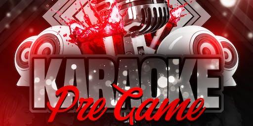 KARAOKE PRE GAME THURSDAYS @RECESSIONS BAR & GRILL