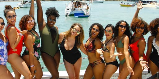 ALL INCLUSIVE LIT PARTY BOAT IN MIAMI !