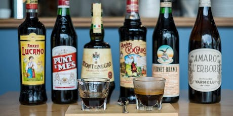 Amaro and Coffee Tasting tickets
