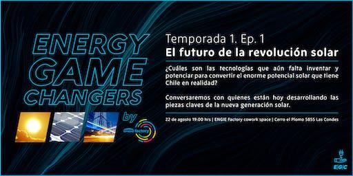 Energy Game Changers : el futuro de la revolución solar