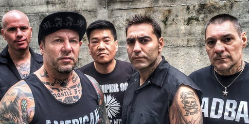 Agnostic Front live in Sheffield