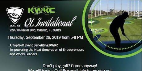 KWKC Invitational Benefit 2019 tickets