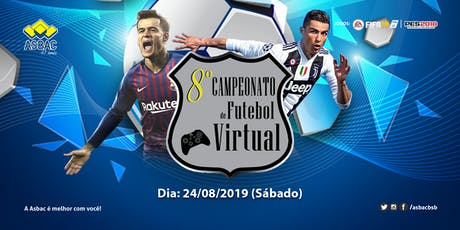 8º Campeonato de Futebol Virtual da Asbac ingressos